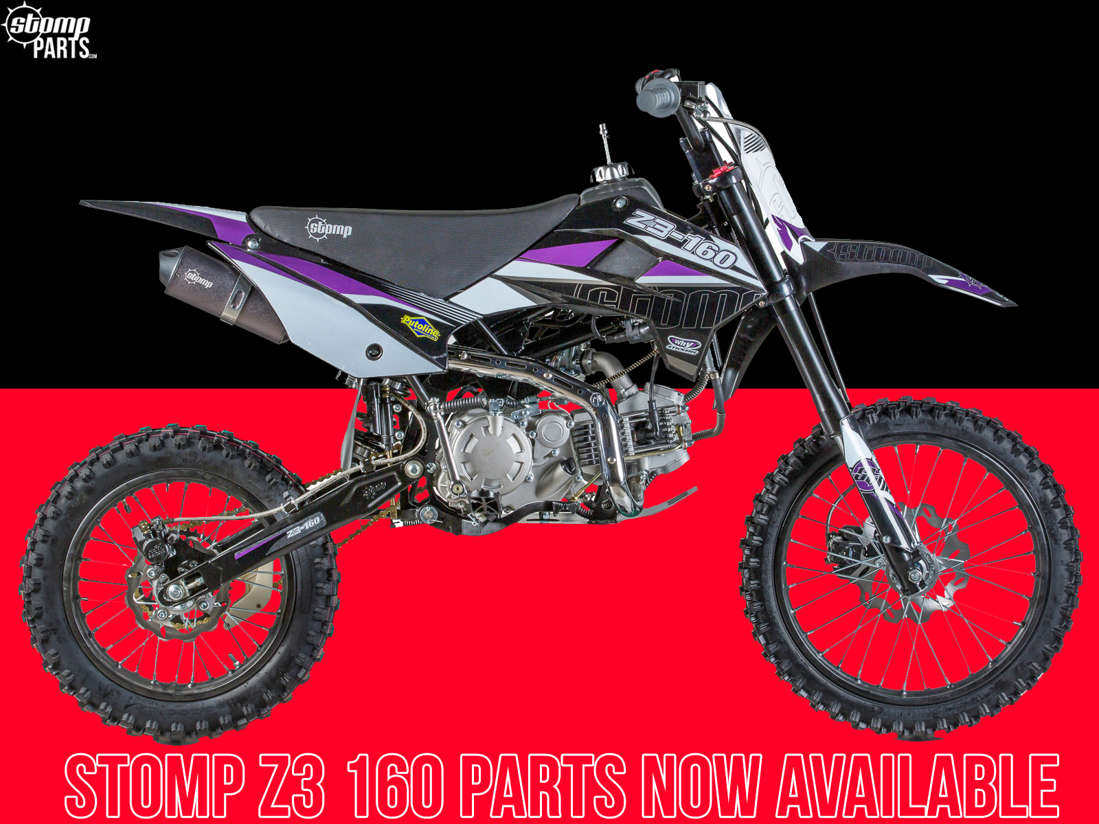 Pit Bike Parts Spares To Fit Stomp Demon X Thumpstar More Crf50 Wiring Diagram Engine