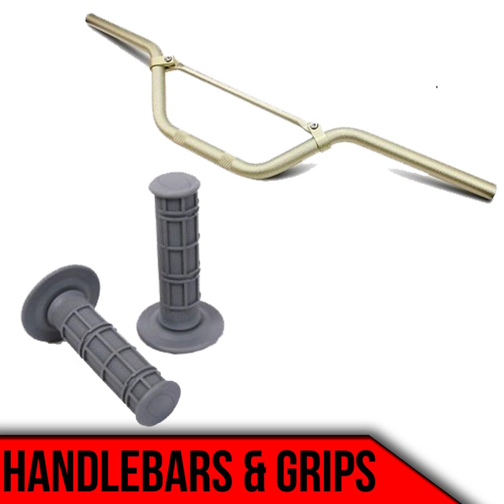 Pit Bike Handlebars & Grips