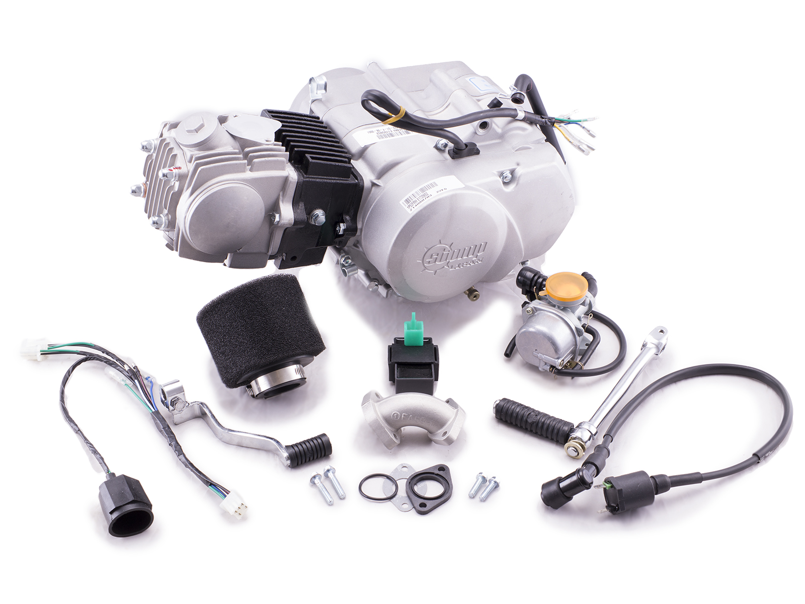 Engine Kit - Lifan 110cc (Semi Automatic)
